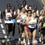 Mi calendario de competiciones tenía sólo dos maratones al año