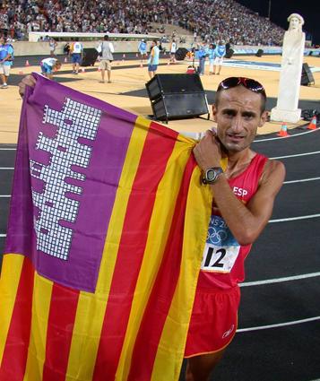 Toni Peña juegos olímpicos