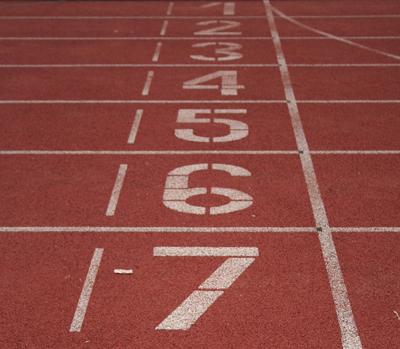 entrenamiento series corredor