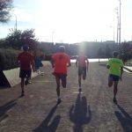 Parar de correr en verano, ¿es conveniente?