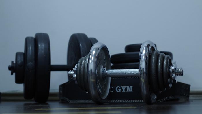 gimnasio para corredores