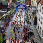 Pinchar en una maratón (pese a tener experiencia)