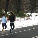 Entrenar con frío: cómo reducir el riesgo de caer enfermo