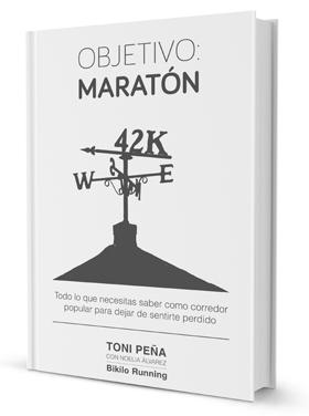 guía objetivo maraton