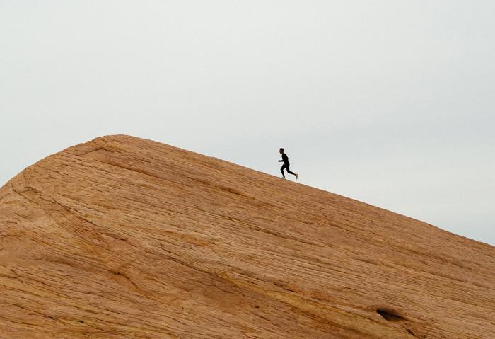 maratón con desnivel