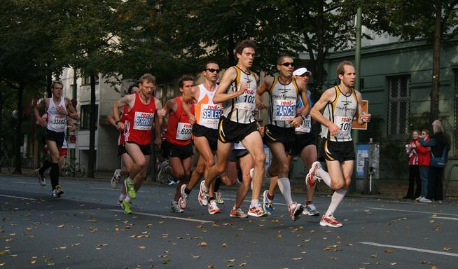como recuperarse despues de media maraton