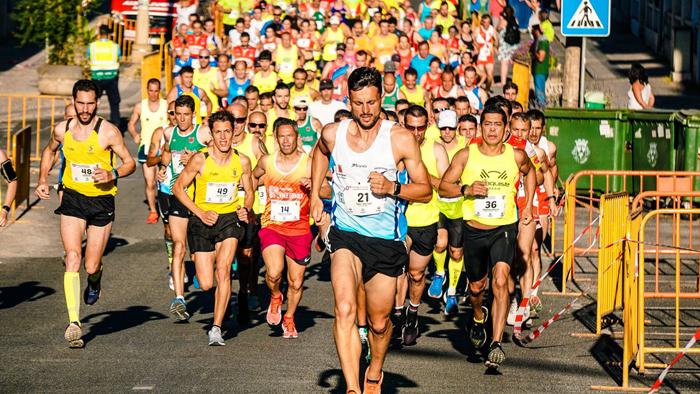 correr cada semana