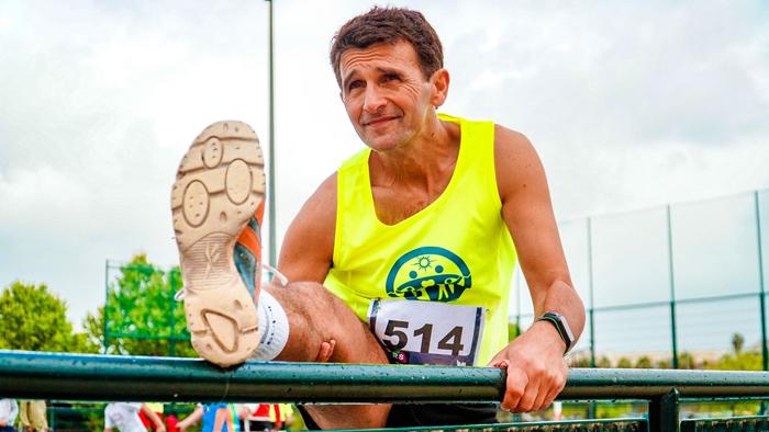 media maraton edad avanzada