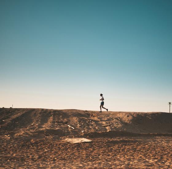 Tirada larga media maratón