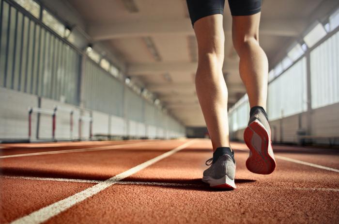 dolor rodillas al correr