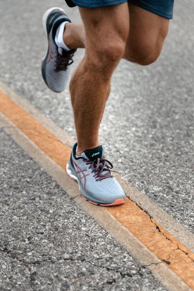 lesion al correr