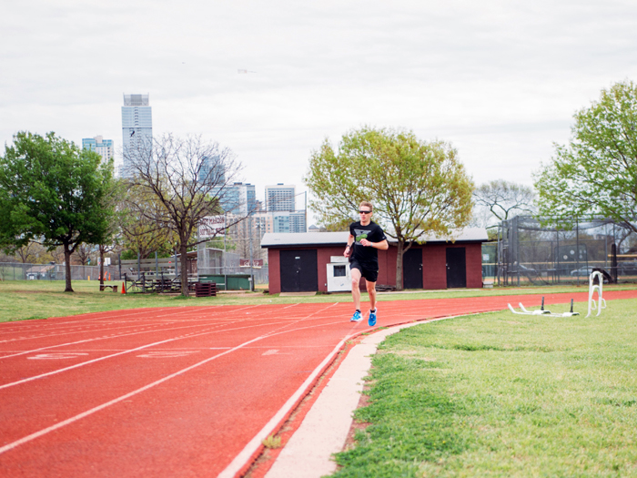 entrenamiento calidad correr
