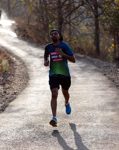 correr maratón en 5 horas